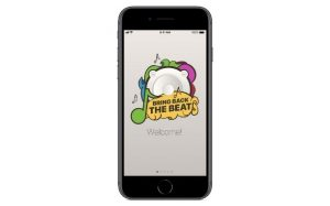 Bring Back the Beat app