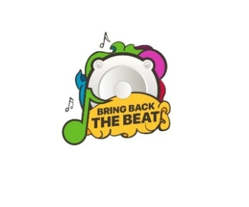 bring back the beat logo