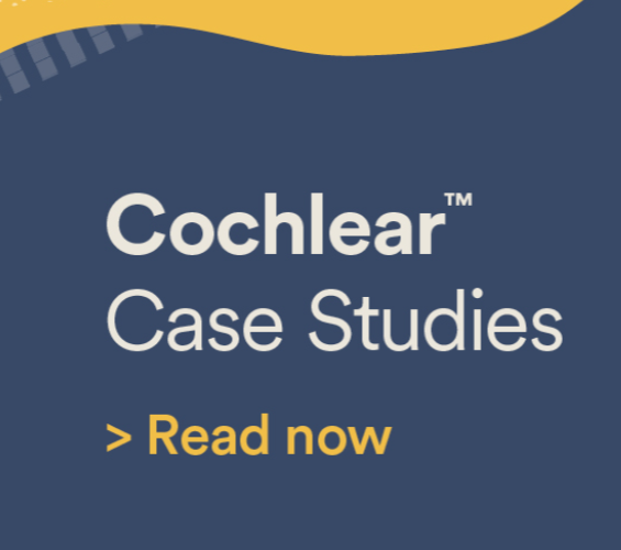 Cochlear Case Studies